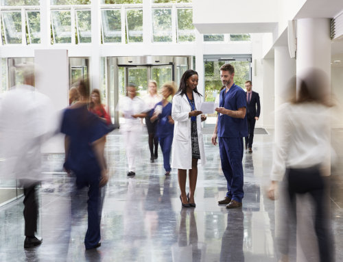 Our innovations are helping hospitals under pressure