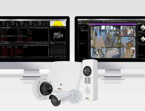 Quanika access control and visitor management integrates with IPConfigure Orchid VMS for cost-efficient facilities management
